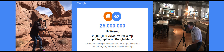 Google Virtual Tour Photography