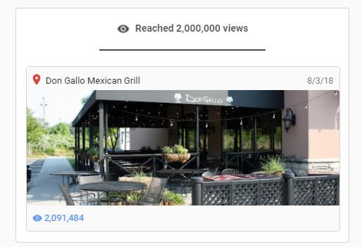 restaurant virtual tours